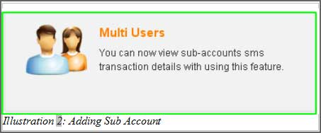 How to Add Sub Account in Bulk SMS Philippines