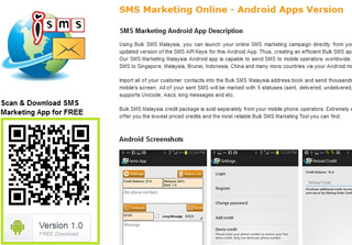 iSMS Philippines | Installing Mobile App - Reliable Bulk SMS